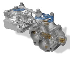 Exhaust Steam Control Systems
